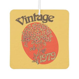 Vintage 1979 birthday air freshener