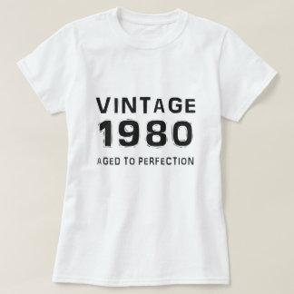 Vintage 1980 playera