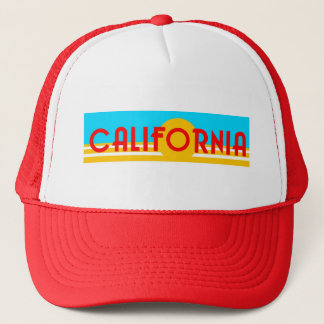 Vintage 1980's California Hat