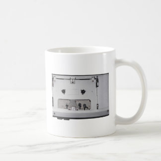Vintage 1980s Cassette Player Coffee Mug