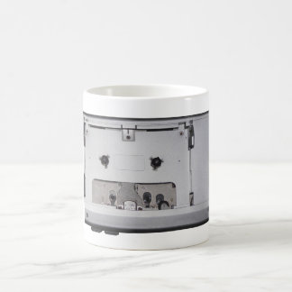 Vintage 1980s Cassette Player Coffee Mugs