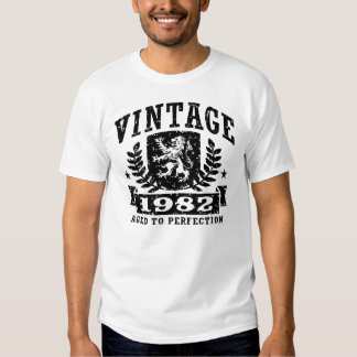 Vintage 1982 poleras