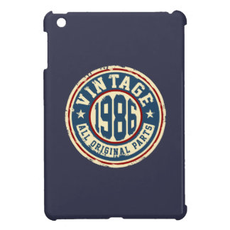 Vintage 1986 All Original Parts Cover For The iPad Mini