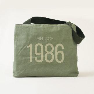 Vintage 1986 tote