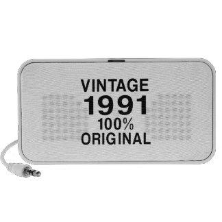Vintage 1991 speaker