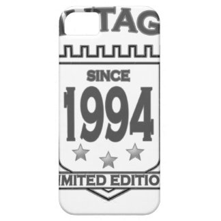 Vintage 1994 birth day limited t shirt.png iPhone 5 cover