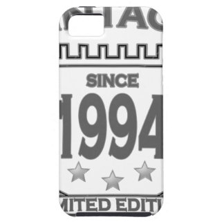 Vintage 1994 birth day limited t shirt.png iPhone 5/5S covers