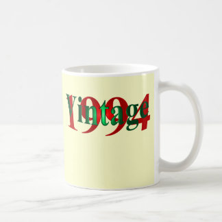 Vintage 1994 coffee mug