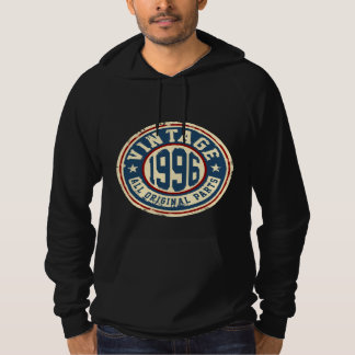 Vintage 1996 All Original Parts Hoodie