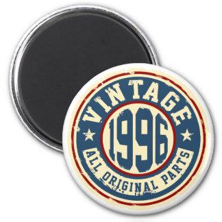 Vintage 1996 All Original Parts Magnet