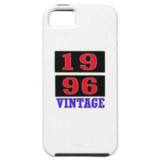 Vintage 1996 iPhone 5 Case-Mate coberturas