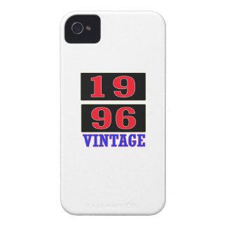 Vintage 1996 Case-Mate iPhone 4 carcasas