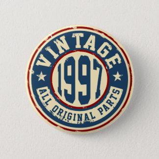 Vintage 1997 All Original Parts Pinback Button