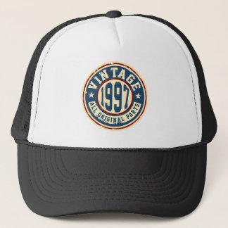 Vintage 1997 All Original Parts Trucker Hat