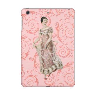 Vintage 19th Century Woman iPad Mini Retina Cover