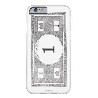 Vintage 1 Dollar Bill Barely There iPhone 6 Case