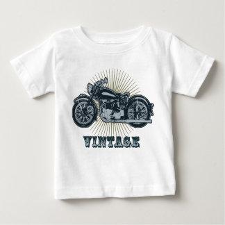 Vintage 1 playera de bebé