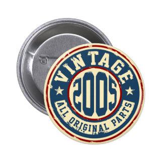 Vintage 2005 All Original Parts Pinback Button