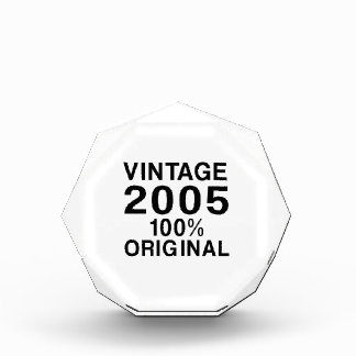 Vintage 2005 award