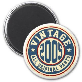 Vintage 2005 todas las piezas de la original imanes