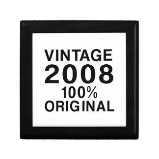 Vintage 2008 jewelry box