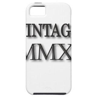 Vintage 2011 Roman iPhone SE/5/5s Case