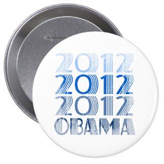 VINTAGE 2012 de OBAMA Vintage.png Pin