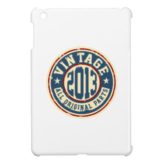 Vintage 2013 All Original Parts iPad Mini Covers