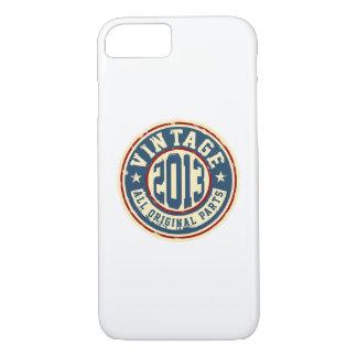 Vintage 2013 All Original Parts iPhone 8/7 Case