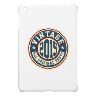 Vintage 2015 All Original Parts iPad Mini Cover