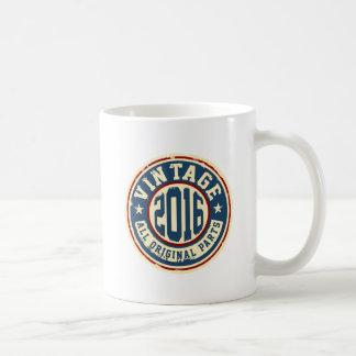 Vintage 2016 All Original Parts Coffee Mug