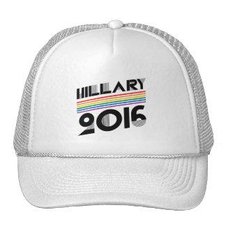 VINTAGE 2016 - .PNG DEL ORGULLO DE HILLARY GORRA