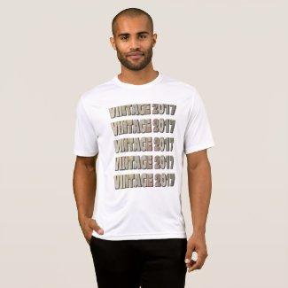 Vintage 2017 a T-Shirt