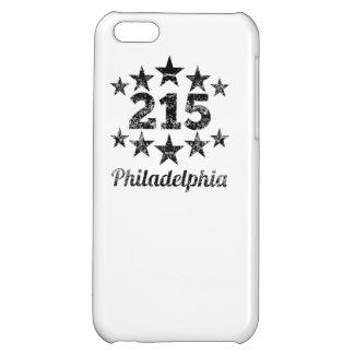 Vintage 215 Philadelphia Cover For iPhone 5C