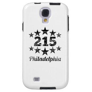 Vintage 215 Philadelphia Galaxy S4 Case