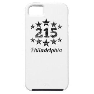 Vintage 215 Philadelphia iPhone 5 Cover