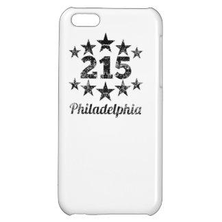 Vintage 215 Philadelphia iPhone 5C Cover