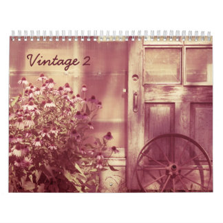 Vintage 2 - 2011 calendar