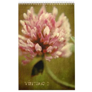 Vintage 2 - calendario 2011