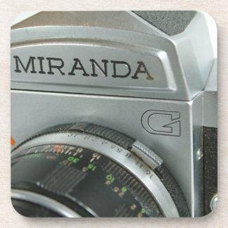 Vintage 35mm SLR Camera Coaster