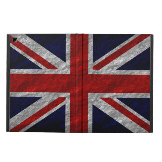 Vintage 3 de la bandera de Reino Unido