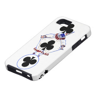 Vintage 3 of Clubs Case-Mate Case