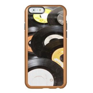 Vintage 45rpm Records Incipio Feather® Shine iPhone 6 Case