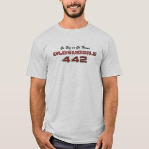 9e83d2c69 1969 Olds 442 T-Shirts - T-Shirt Design & Printing   Zazzle