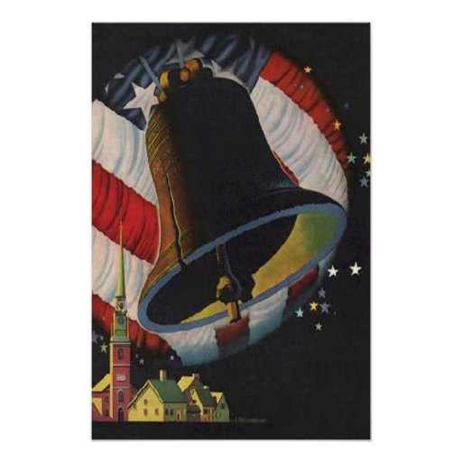 Vintage 4th of July Posters