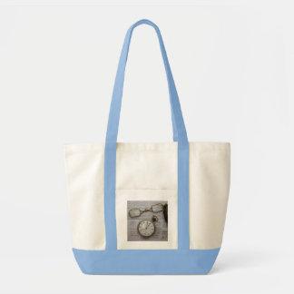 vintage 4th of july tote bag