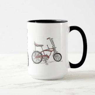 Vintage 60's Sting Ray bicycles Bike Mug