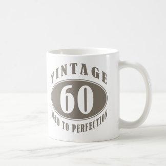 Vintage 60th Birthday Gifts Coffee Mug