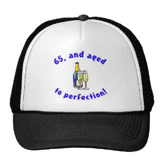 Vintage 65th Birthday Gag Gifts Hat