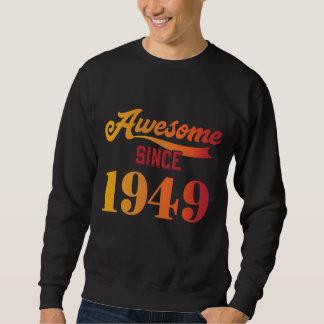 Vintage 69th Birthday Tee. Costume For Men/Women. Sweatshirt